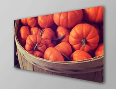 Tablou canvas Halloween Halloween, Pumpkin, Canvas, Tela, Pumpkins, Canvases, Squash, Spooky Halloween