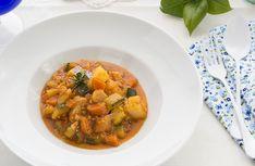 Verduras guisadas con huevo duro (ausente) - La Cocina de Frabisa La Cocina de Frabisa