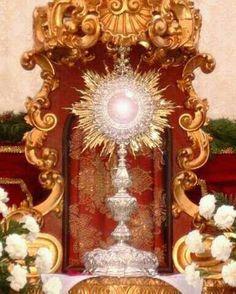 The Eucharist-I love You ,Jesus Christ!