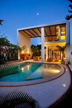Casa CP 78 in Mexico by Taller Estilo Arquitectura