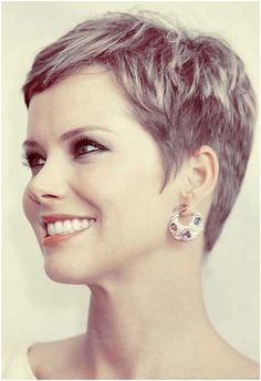 Chic Pixie Haircut for Women Over 40 - 50