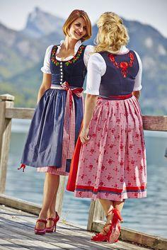 Schatzi München couture dirndls