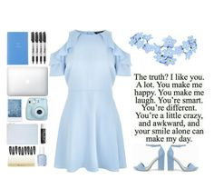 Designer Clothes, Shoes & Bags for Women You Make Me Laugh, You Make Me Happy, Smythson, Whistles, Sharpie, Your Smile, Fujifilm, Essie, Baby Blue