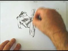 figure drawing - how to draw figure - YouTube