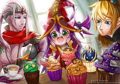 Feliz aniversário LULU !! Por KrystalSxxx