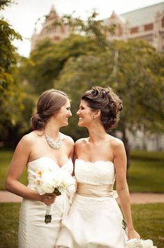 Style Me Pretty   Gallery- beautiful bridal hair