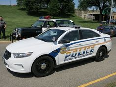 Pentagon Police Ford Police Interceptor.