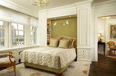 Master Bedroom Storage.