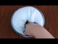 DIY Giant Glossy Glazed Slime! How to Make Smooth Silky Slime! - YouTube