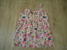 Girls Mini Boden/Johnnie B Summer Smock/Tunic Top - Age 13-14 Years - Floral