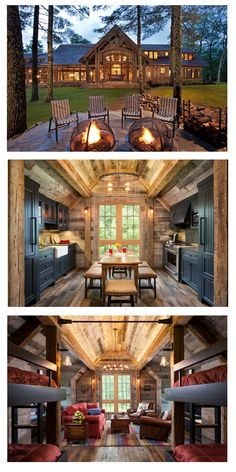 Gorgeous family retreat in Wisconsin by TEA2 Architects.