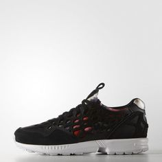 ZX Flux Lace Shoes - Black Adidas Canada 1662b4090