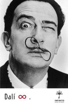 Salvador Dalí...el genio más loco, el loco más genio...