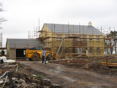 West Foulden new four bedroom house 2007