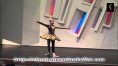 """32 double fuettes,""""Swan lake"""". Clown's variation. T.Petrova-V.Kuramshine..."""