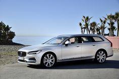 Prachtige beelden van de nieuwe Volvo S90 en V90 Estate