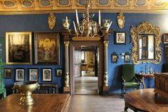 Storno-haz (decorative interior) - Sopron, Hungary