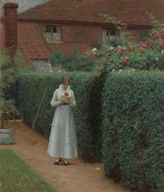 EDMUND BLAIR LEIGHTON-EDMUND BLAIR LEIGHTON