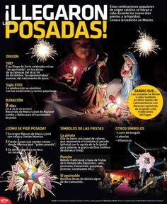 20151219 Infografia Llegaron Las Posadas @Candidman