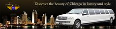 Discover the beauty of #chicago in luxury and style  To Book a #Limo Call us now at 1-800-279-6062