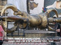Is Mysterious And Powerful Vajra One Of The Most Dangerous Weapons Of The Gods? - Ancient Pages
