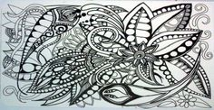 Abstract Drawings 9
