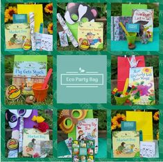 Items for sale by eco_partybag Childrens Party Bags, Eco Friendly Toys, Kid Party Favors, No Plastic, Party Guests, Kids Bags, 2nd Birthday Parties, Wedding Favours, Zero Waste