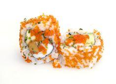 California Tobico Maki.Kimoshi. Restaurante Japonés en Alicante