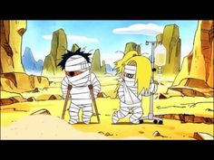 Naruto SD - Kung Fu Fighting! - YouTube Oh the wonders of the Naruto Spin-off.