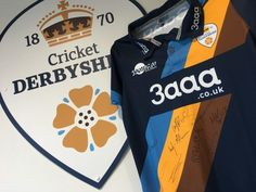 Win a T20 Blast shirt signed by Derbyshire squad