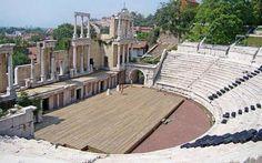 Teatro romano de Plovdiv (Antonlefterov)