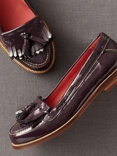 lover of loafers for a long time