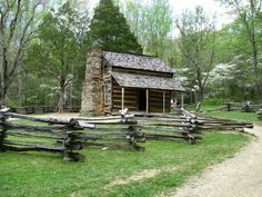 Cade's Cove in the Great Smoky Mountains, TN, love this place