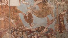 L'opera di Buffalmacco verrà riportata a Camposanto monumentale e da giugno tutti potranno rivedere il ciclo completo degli affreschi. Costo dei Pisa, Painting, Death, Painting Art, Paintings, Painted Canvas, Drawings