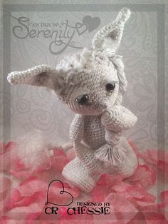 Ravelry: Fantirumi Serenity pattern by Crochessie by Esther Emaar