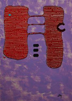 "Saatchi Online Artist ABBA ARTIST; Painting, ""disillusion "" #art"