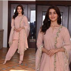 Alia Bhatt promotes her upcoming movie Raazi in style! @pinkvilla . . #aliabhatt #raazi #promotions #bollywood #actor #star #style…