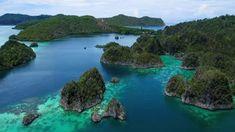 Raja Ampat In Wonderful Indonesia Is Simply Stunning!(VIDEO) #nature #rajaampant #indonesia