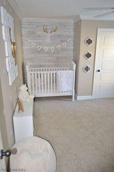 Baby Girl Nursery Room Ideas Gold Gender Neutral 25 Ideas For 2019 Baby Bedroom, Nursery Room, Girl Nursery, Girl Room, Kids Bedroom, Nursery Decor, Nursery Design, Wood Wall Nursery, Moose Nursery