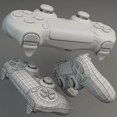 PlayStation 4 Dualshock base mesh Model available on Turbo Squid, the world's leading provider of digital models for visualization, films, television, and games. Maya Modeling, Modeling Tips, Female Face Drawing, Human Figure Drawing, Polygon Modeling, Pencil Drawing Tutorials, Drawing Tips, Hard Surface Modeling, Video Game Development