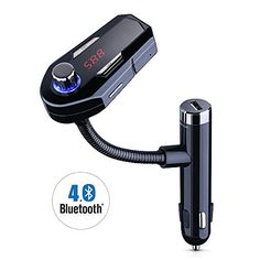Amazon Lightning Deal Alert 60% claimed: Habor Universal Bluetooth Wireless FM Transmitter & Car Charger with 2... http://www.lavahotdeals.com/ca/cheap/amazon-lightning-deal-alert-60-claimed-habor-universal/123839