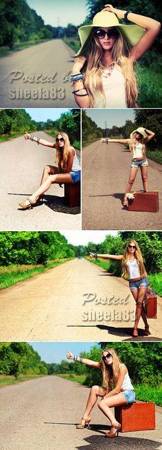 Девушка обосилась на дороге смотреть онлайн в hd 720 качестве  фотоография