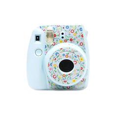 Camera Sticker Fujifilm Instax Mini 8 Camera by MaterialDream