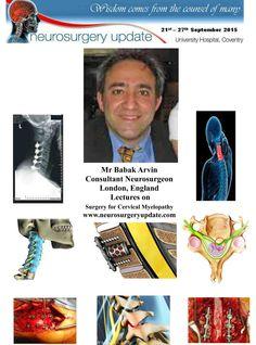 https://flic.kr/p/y5QeUt | Babak Arvin 2015 Neurosurgery Update | 21-27 September 2015 Coventry, United Kingdom  Neurosurgery Update Course