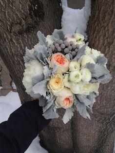winter bouquet (idea for balloon installations)