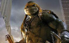 Figura de acción de las Tortugas Ninja perfecta para luchar y salvar a la ciudad