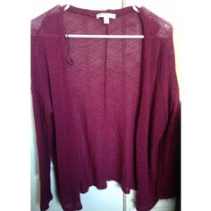AEO Cardigan Worn once so like new. Size XS. In great condition! American Eagle Outfitters Sweaters Cardigans