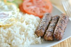 Skinless Longganisa (Filipino Pork Sausage) -can't wait to try this...only seven ingredients with everything you usually have on hand...ground pork with brown sugar, Worcestershire sauce...)