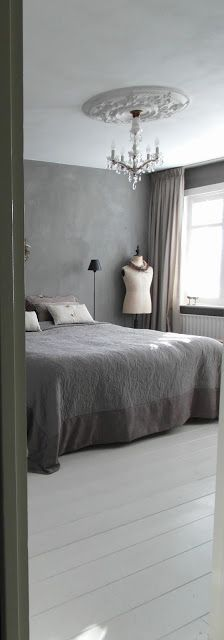 this actually has the same vibe as my room in a way. Dream Bedroom, Home Bedroom, Modern Bedroom, Master Bedroom, Bedroom Decor, Pretty Things, Modern Farmhouse Decor, Home And Deco, Awesome Bedrooms
