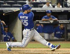 Blue Jays catcher Russell Martin has a career-best 22 home runs this season, but his teammates rave about his defence. Russell Martin, Martin S, Toronto Star, American League, Toronto Blue Jays, Go Blue, Baseball, Softball, Beautiful Men